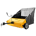 Tow-Behind Sweeper