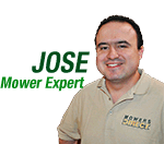 Jose, The mower Expert