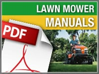 Lawn Mower Manuals
