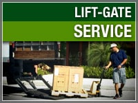 String Trimmer Lift Gate Service