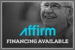 String Trimmer Financing With Affirm