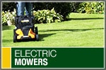 Top-Rated & Best-Selling Electric Mowers