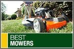 Top-Rated & Best-Selling Mowers