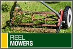 Top-Rated & Best-Selling Reel Mowers