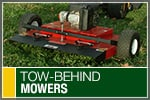 Top-Rated & Best-Selling Tow-Behind Mowers