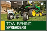 Top-Rated and Best-Selling Tow-Behind Spreaders