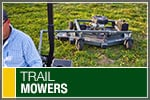 Top-Rated & Best-Selling Trail Mowers