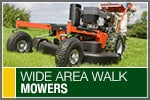 Top-Rated & Best-Selling Wide Area Walk Mowers