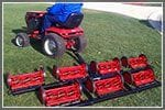 How to Pick the Perfect Gang Reel Mower