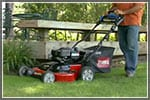 Self-Propelled Lawn Mower Buyer's Guide