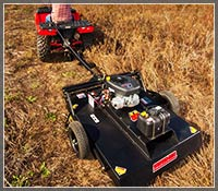 Tow-Behind Rough Cut Mower Buyer's Guide