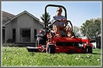 How to Mow With a Zero Turn Lawn Mower