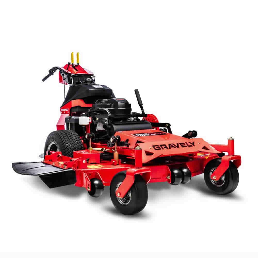 Wide Area Walk Commercial Lawn Mowers