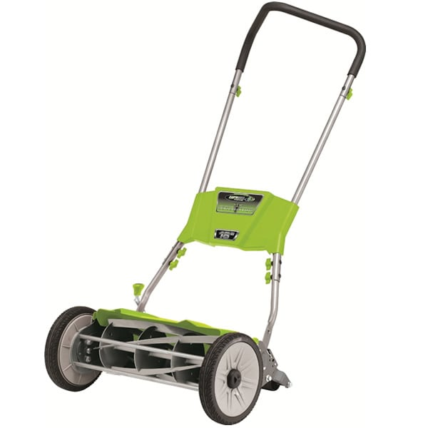 "Earthwise (18"") Quiet Cut 5-Blade Reel Mower"