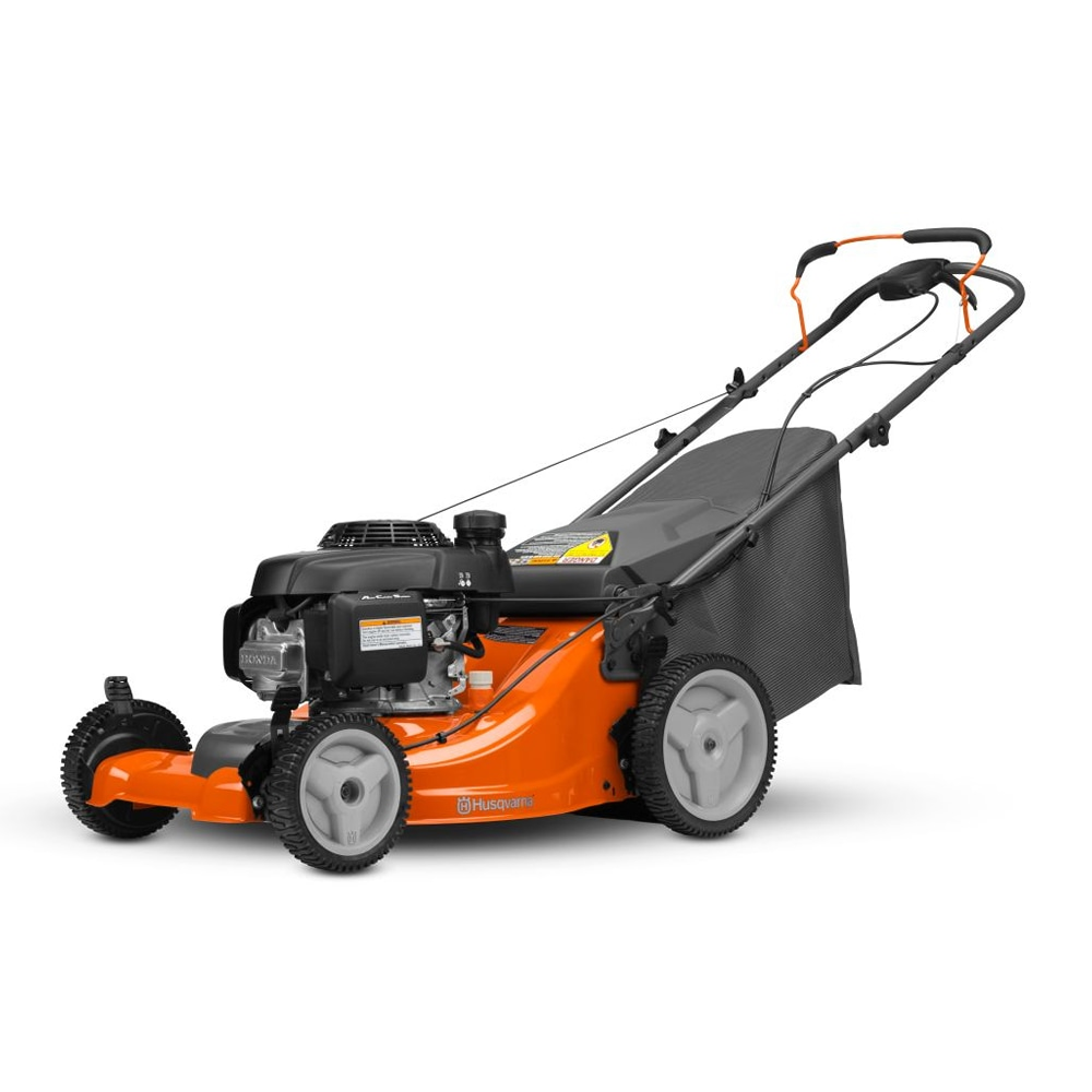 Self-Propelled Walk-Behind Mower
