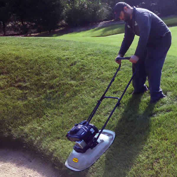 Hover Mowers for Steep Terrain