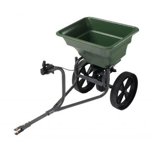 Precision Products 50 LB Tow Behind Broadcast Spreader