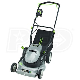 "Earthwise (20"") 24-Volt Cordless Electric 3-in-1 Push Lawn Mower"