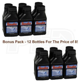 Tanaka 2.6 oz Perfect Mix® 2-Cycle Oil, 12-Pack