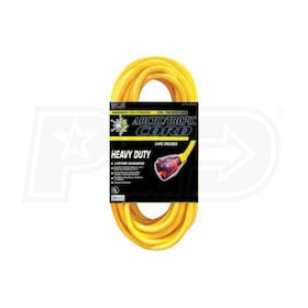 U.S. Wire Arctic/Tropic 100-Foot Extension Cord (12-Gauge)