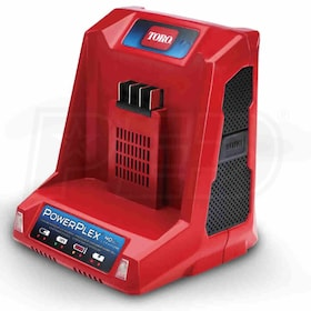 Toro PowerPlex 40V Max Lithium-Ion Battery Charger