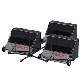 "Ohio Steel (120"") 78 Cu Ft Professional Tandem Lawn Sweeper"