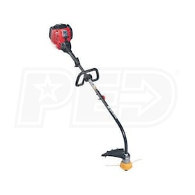 "Troy-Bilt (17"") 29cc 4-Cycle Convertible Curved Shaft Trimmer"