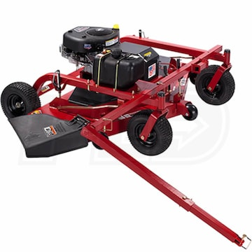 Swisher T18560a 60 Inch 18 5 Hp Tow Behind Trail Mower