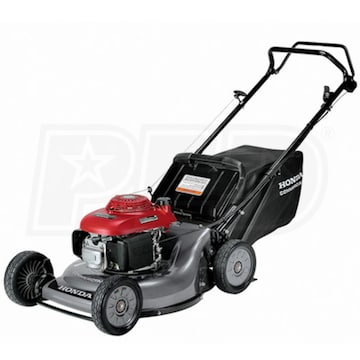 Honda HRC216HXA-SD HRC216HXA 21-Inch 160cc Self-Propelled Commercial Lawn Mower, Scratch-N-Dent
