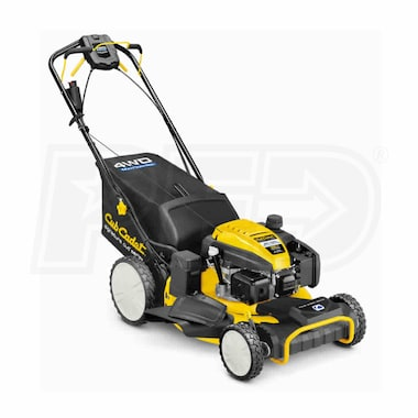 "Cub Cadet SC700E (21"") 196cc Electric Start Self-Propelled Lawn Mower"