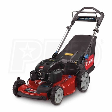"Toro Recycler® PoweReverse (22"") 159cc Personal Pace Lawn Mower"