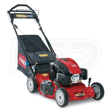 "Toro Super Recycler (21"") 159cc Personal Pace Lawn Mower, Scratch-N-Dent Model"