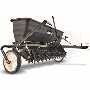 Agri-Fab 175 LB Tow Behind Spike Aerator/Spreader