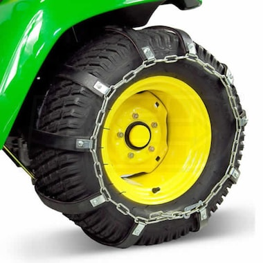 "TerraGrip 23"" x 8.5"" Tractor Traction Belts"