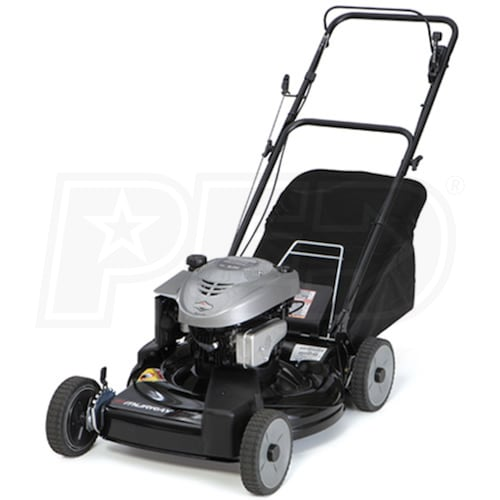 Murray Self Propelled Lawn Mower : Murray inch cc in self propelled lawn mower