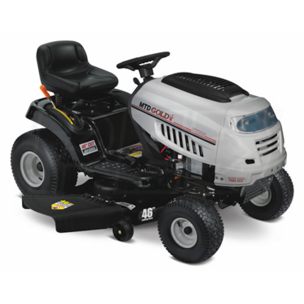 Mtd Gold 13ax915t004 46 Inch 20 Hp Lawn Tractor Kohler