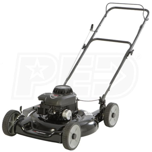 Murray Self Propelled Lawn Mower : Murray inch cc in push lawn mower