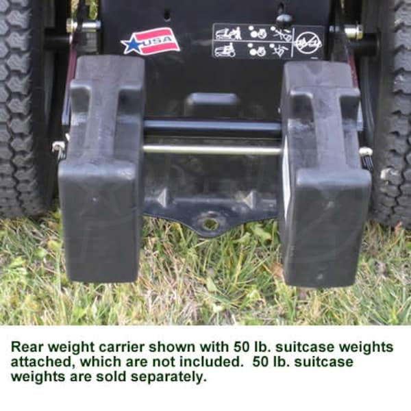 Discount Tire Utah >> Snapper 1694922 /Simplicity Rear Weight Carrier For Lawn ...